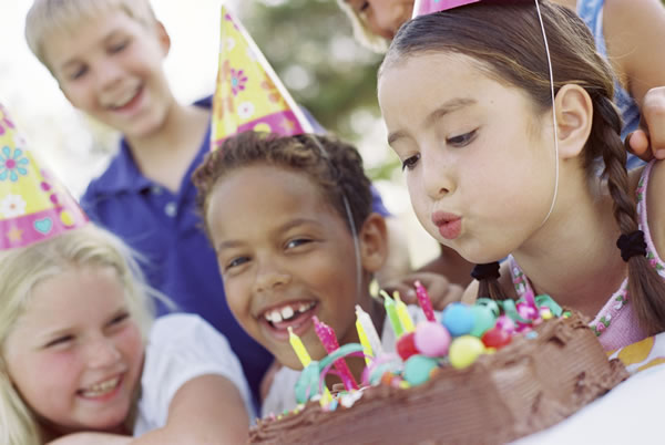 Kids Programs - birthday parties